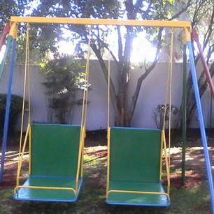 Wheel Chair Double Swing or Single Swing