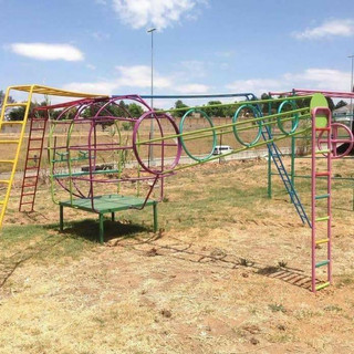 Helicopter Climbing Frame