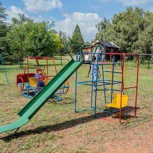 Junior Gym and Slide