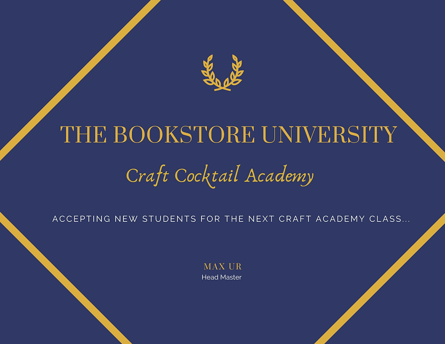 The Bookstore University for craft acade