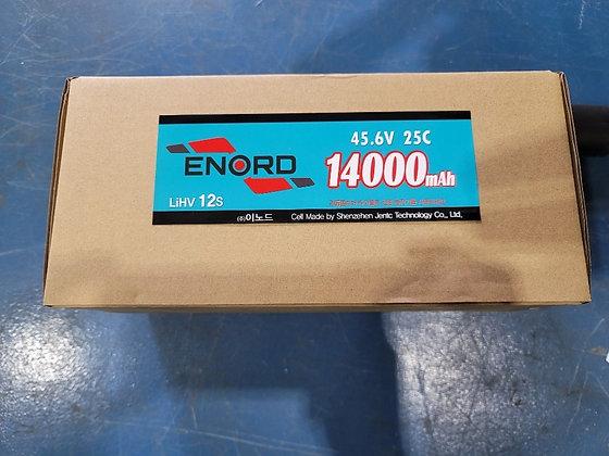 Jentc 고전압 배터리(LiHV 14000mAh 12S 45.6V 25C)