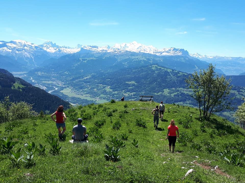 Vos vacances d'été en montagne au Praz de Lys