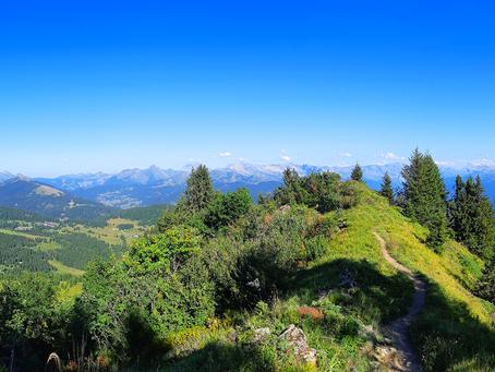 Vos vacances d'été en montagne au Praz de Lys, pourquoi pas ?