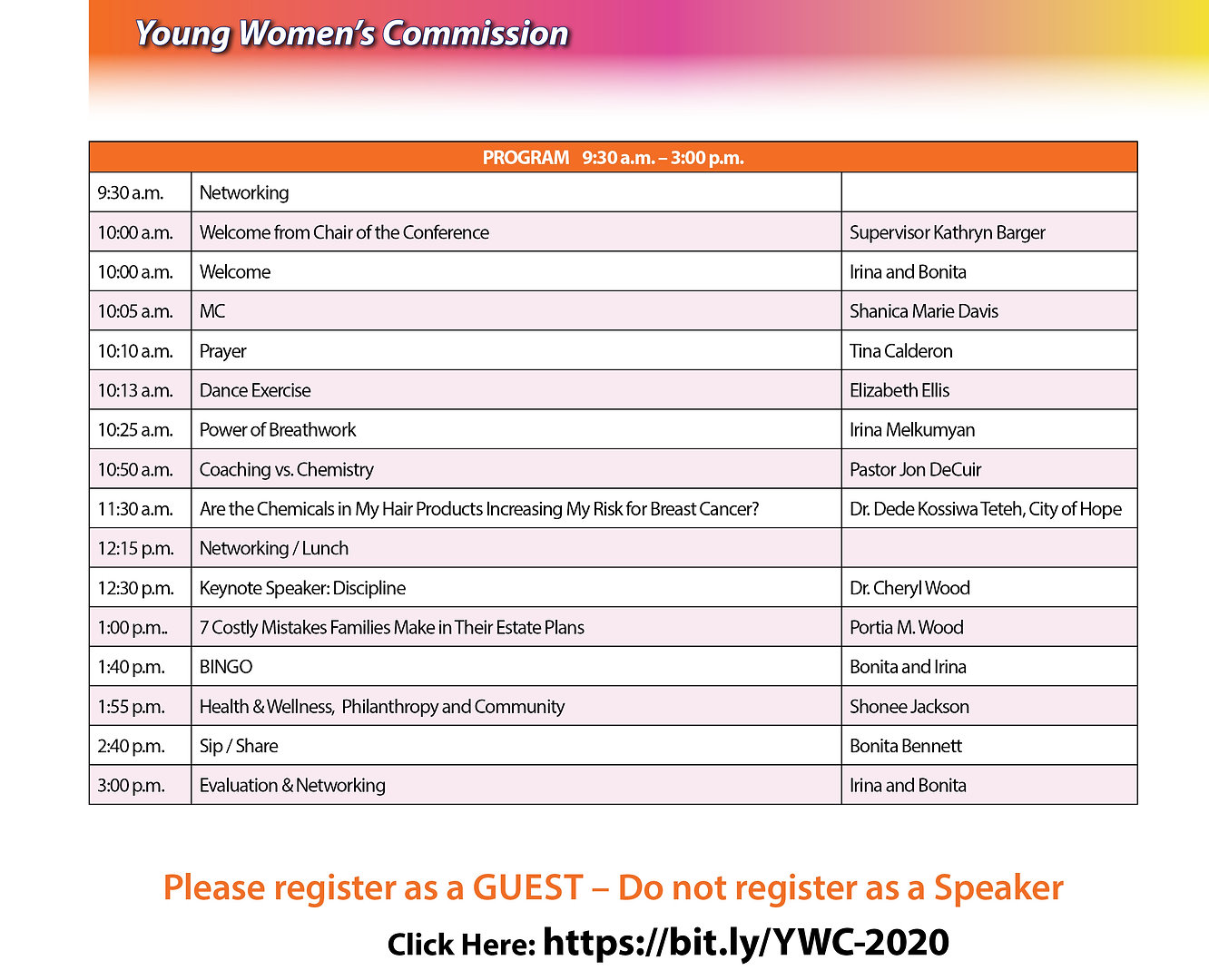 YWC schedule with Log-in.jpg