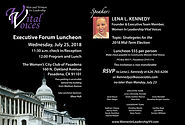 6a WLVV July 25 Exec Forum invitation