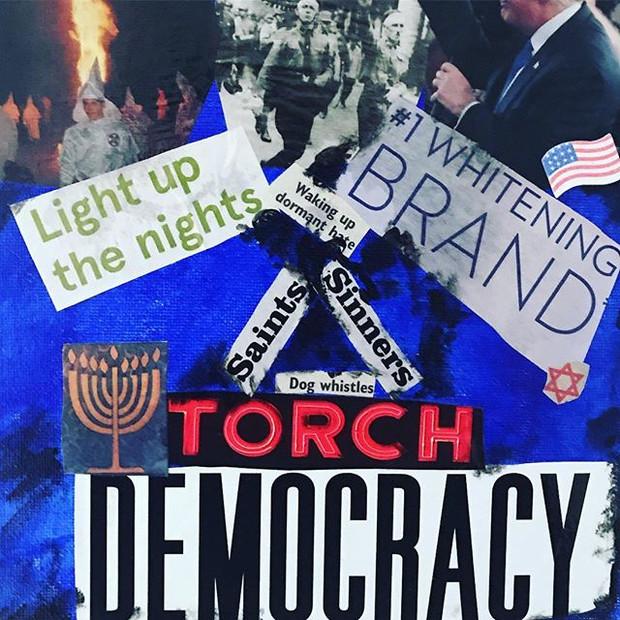 Torching Democracy