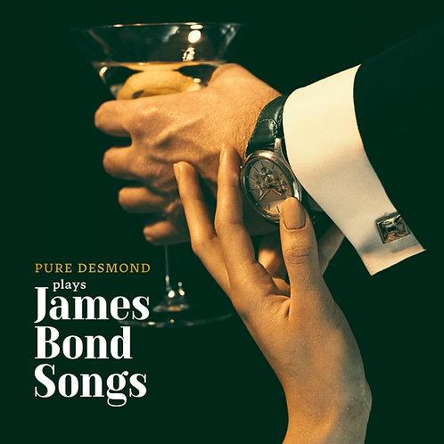 Pure Desmond - Pure Desmond Plays James Bond Songs