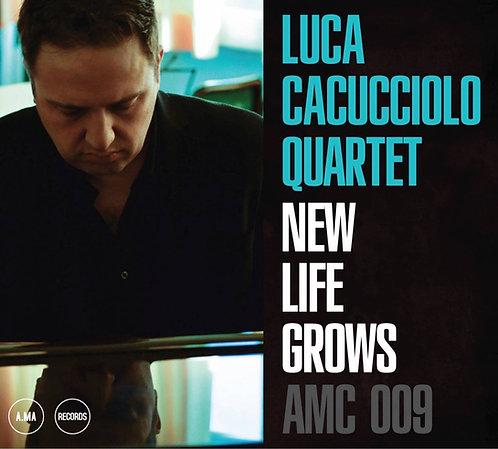 Luca Cacucciolo Quartet - New Life Grows