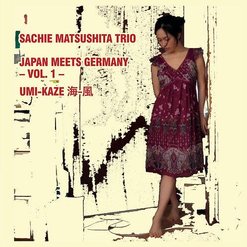 Sachie Matsushita Trio - Umi Kaze - JMG Vol.1