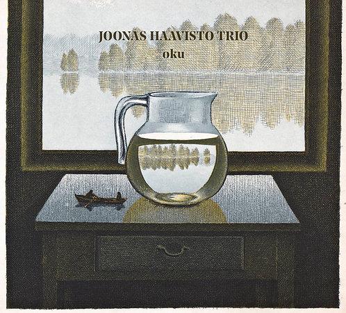 Joonas Haavisto Trio - oku