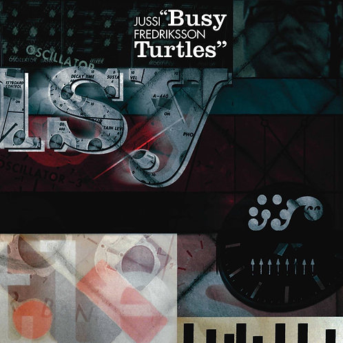 Jussi Fredriksson - Busy Turtles