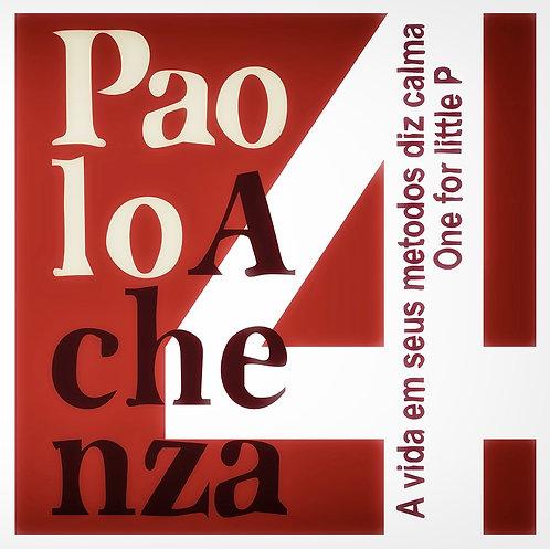 "Paolo Achenza 4 - Vinyl 7"" Single"