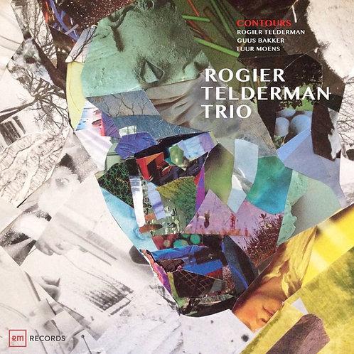 Rogier Telderman Trio - Contours
