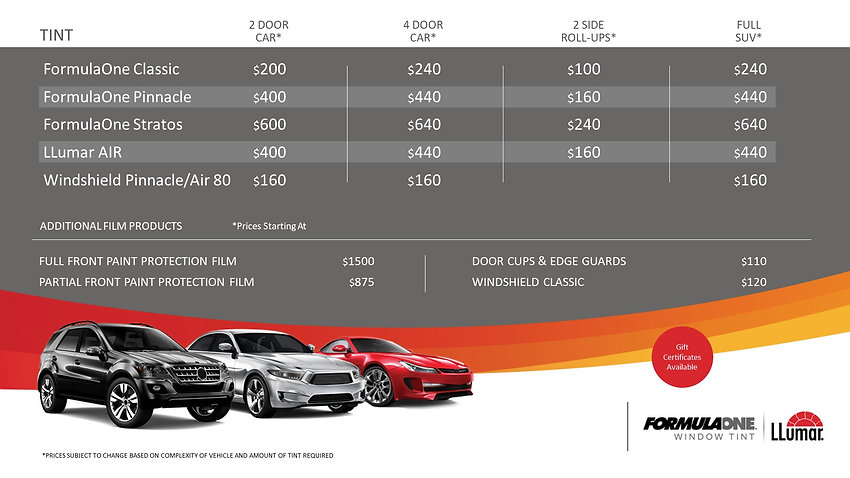 Average Cost Of Window Tinting >> Two Guys Window Tinting How Much Does It Cost