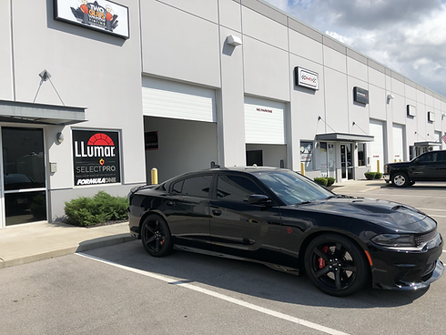 Auto Glass Tinting in Indianapolis