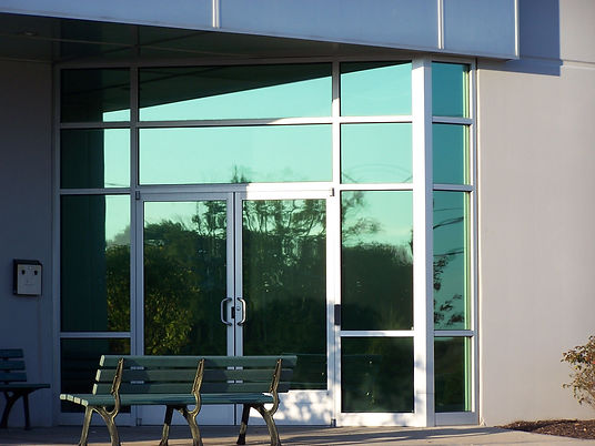 Glass Window Enhancements and Tinting