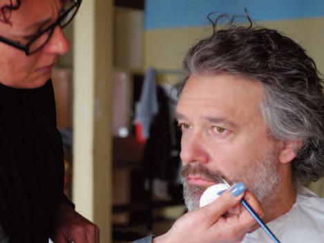 Interview mit Gian Rupf: Heftige Szenen