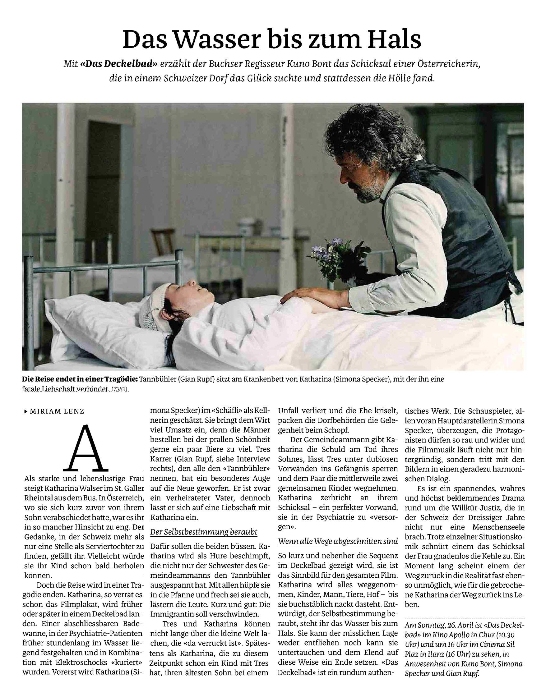 Bündner Tagblatt