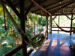varanda externa