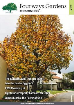 Fourways Issue 3 April 2021