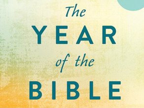 Welcome to The Year of the Bible Blog