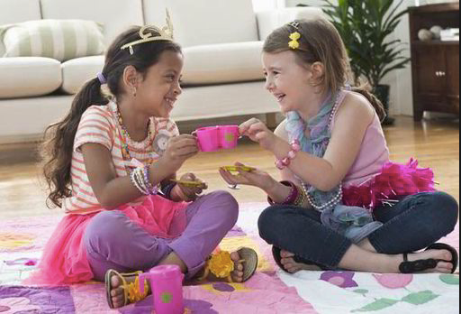 Bring A Friend Play Session