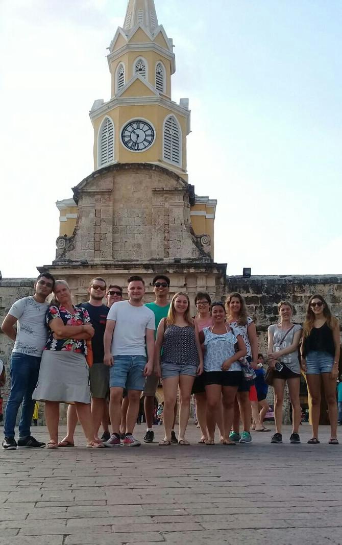 Caio em Cartagena - Os aprendizados de viajar