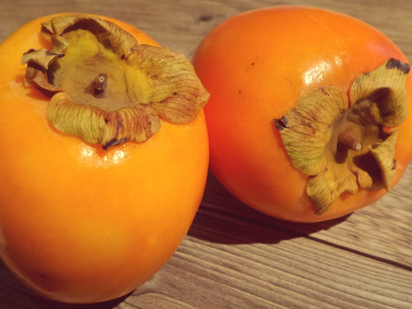 Kaki, il frutto dolce dell'autunno