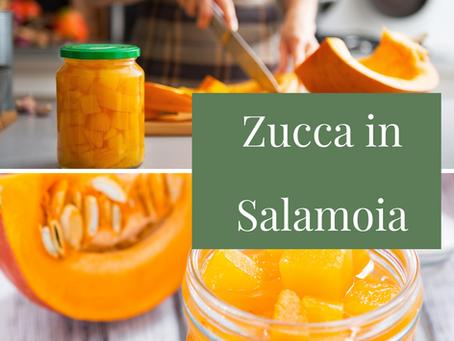 Zucca in Salamoia