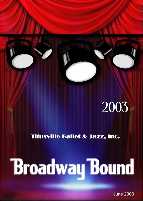 Titusville Ballet & Jazz Center - 6/2003