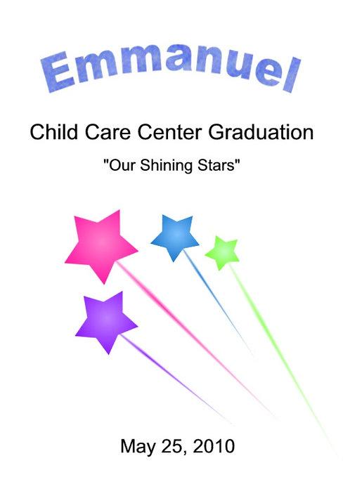 Emmanuel Child Care 2010 Graduation