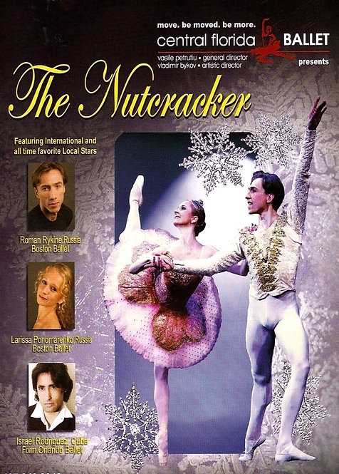 Central Florida Ballet Nutcracker - 12/2008