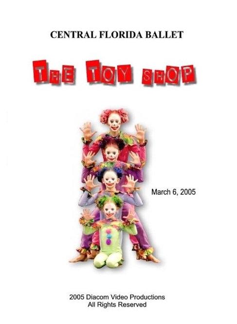 Central Florida Ballet - 3/2005