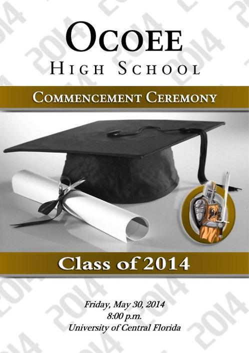 Ocoee High School '14 Grad