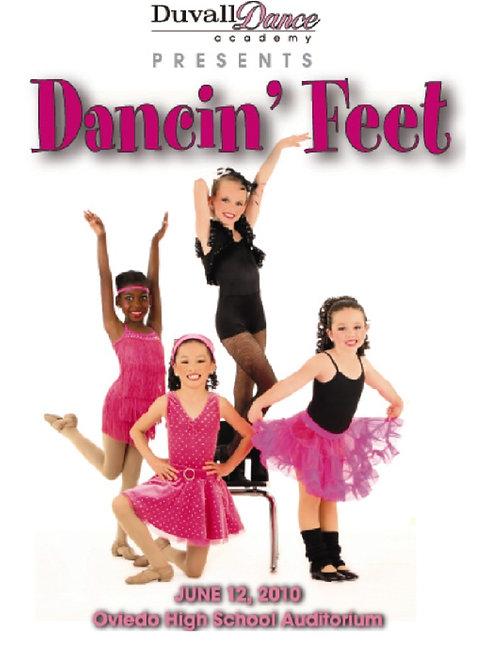 Duvall Dance Academy - 6/2010