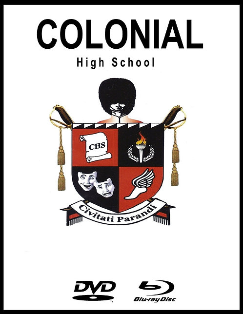 Colonial High School 2019 Graduation