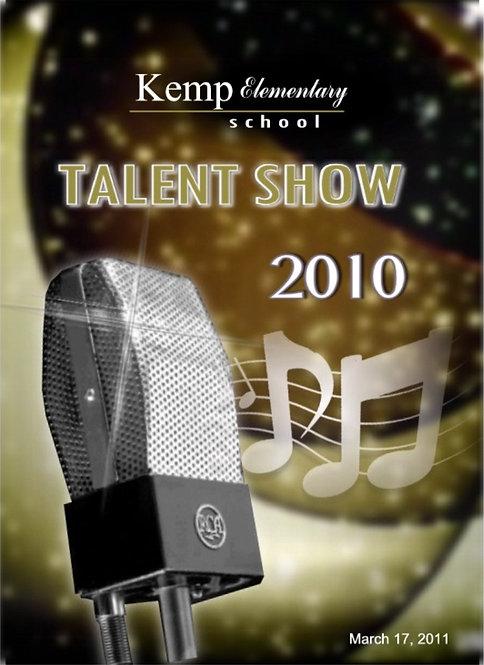 Kemp Elementary School - 3/2011