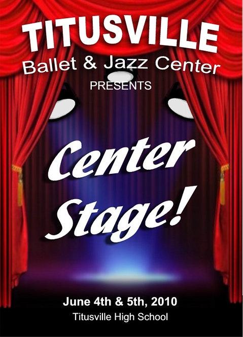 Titusville Ballet & Jazz Center - 6/2010