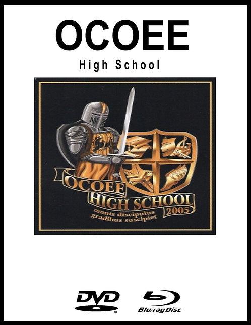 Ocoee High School 2016 Graduation