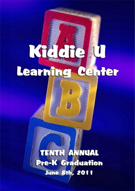 Kiddie U Learning Center - 6/2011