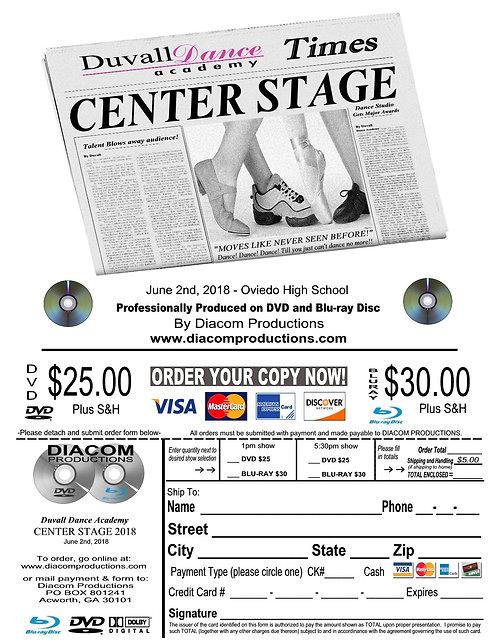 Duvall Dance Academy - 6/02/18
