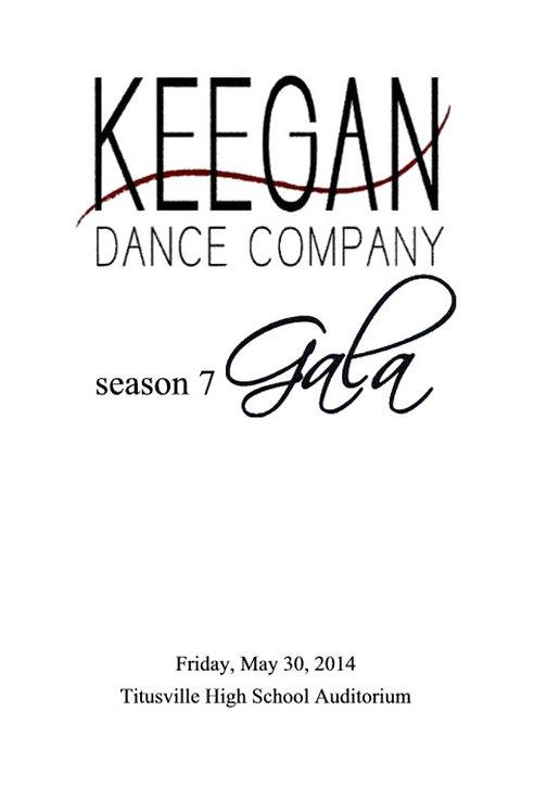 Keegan Dance - 5/2014