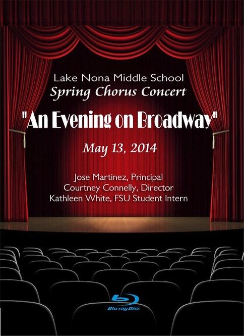 Lake Nona Middle School - 5/13/14