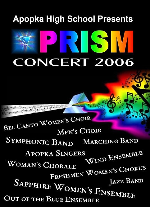 Apopka High School Chorus - 10/2006