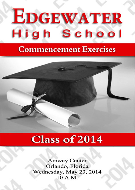 Edgewater High School '14 Grad