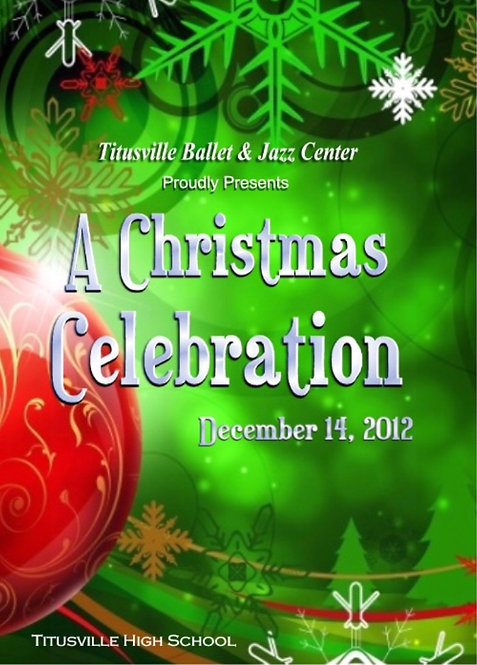 Titusville Ballet & Jazz Center - 12/2012