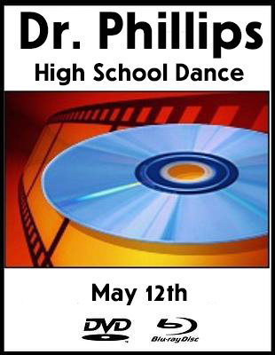 Dr Phillips High School Dance - 5/12/14