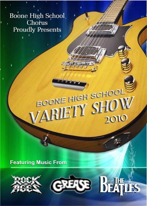 Boone High School - 4/2010