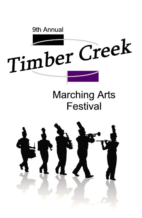 Timber Creek Marching Arts Festival - 10/25/14