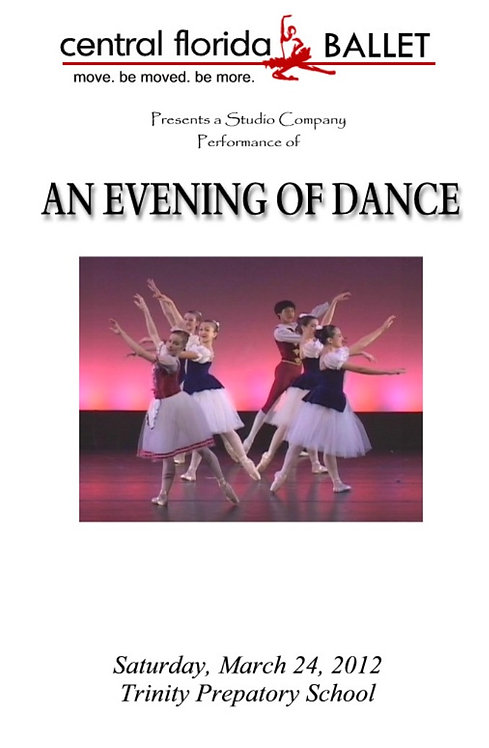 Central Florida Ballet - 3/2012